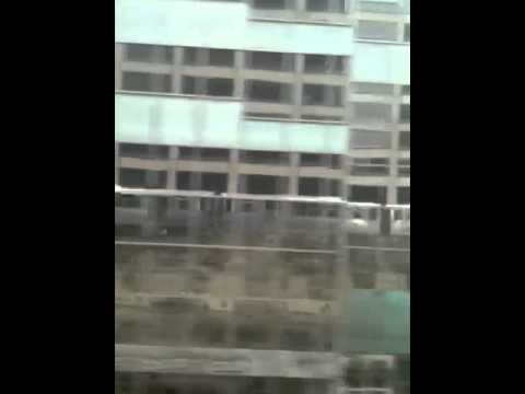 Vic's iPhone Chicago Downtown Video from CTA Pink line to the Cool Windy City !