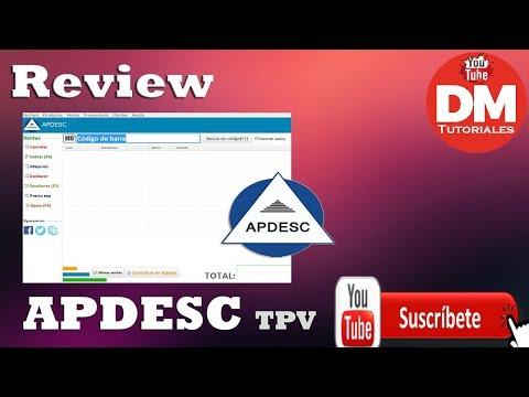 Descargar Video Review de Apdesc Software de ventas gratis 2017