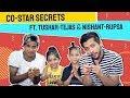 Tushar-Tejas & Nishant- Rupsa's Fun Co-Star Secrets With India Forums | Super Dancer 3