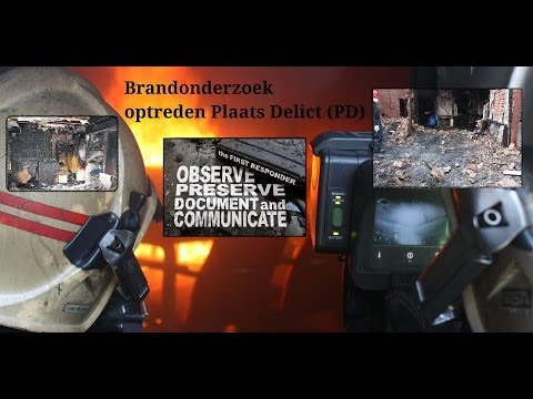 How First Responder's Impact The Fire Investigation