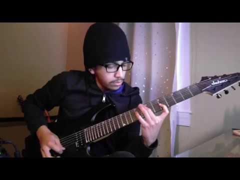 ACTIAS LUNA -  REFLECTIONS (Guitar Cover)