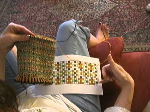 Four-Stranded Knitting: It's Easier Than You Think- 4 cores é mais fácil do que pensas!!!!