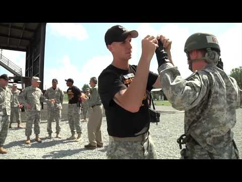 SMA Chandler Engages Soldiers at Fort Campbell