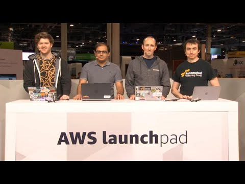 AWS re:Invent 2019 Launchpad | AWS Identity and Access Management (IAM) Access Analyzer
