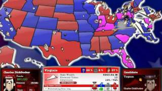 Let's Play The Political Machine 2008 - Part 5