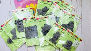 Destash Stamps and Ink pad Lots 21-23**SOLD**