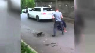 VL ru   Драка на ул Амурская Владивосток