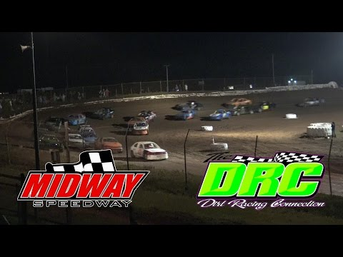 Midway Speedway | 6.5.16 | 4 Cylinders | Feature