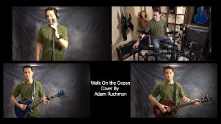 Toad the Wet Sprocket - Walk On the Ocean (Cover By Adam Ruchman)