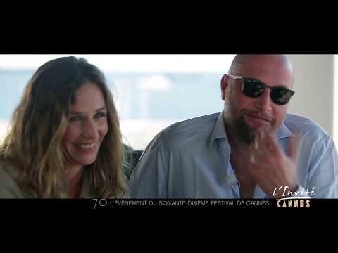 Cécile de FRANCE et François DAMIENS: La folie belge à Cannes