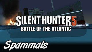 Silent Hunter 5   Part 7   SINKING PASSENGER SHIPS!