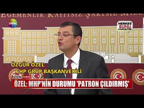 """Özel: """"MHP'nin durumu """"Patron çıldırmış"""""""