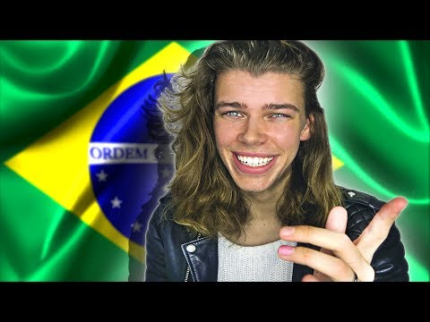 SPEAKING BRAZILIAN PORTUGUESE