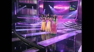 X Factor India - Sajda Sisters harmonically sings Mausam Mastana- X Factor India - Episode 20 - 22nd Jul 2011