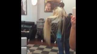 Наращивание волос - студия ArtHair
