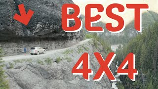 Best 4X4 Routes in Colorado