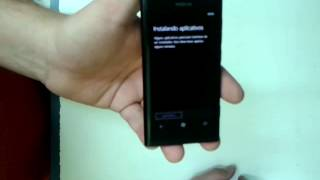 Dr.Celular - Nokia Lumia 800 - Hard Reset - Desbloquear - Resetar