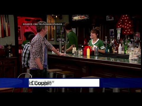 Actress Lindsay Sloane Gives P Of Thursday's 'The Odd Couple' Premiere On CBS