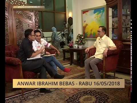 #MalaysiaMemilih: Temubual eksklusif Astro AWANI bersama Anwar Ibrahim