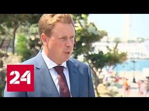 Овсянников: санкции не отпугивают инвесторов от Севастополя