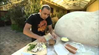 The Garden Gurus - Theo's Pizza - Chicken Satay