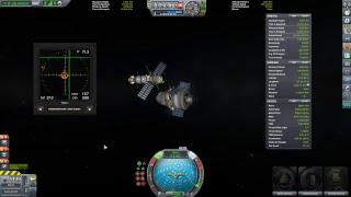 Орбитальный перехват, рандеву и стыковка. Запуск с космодромов не на экваторе.