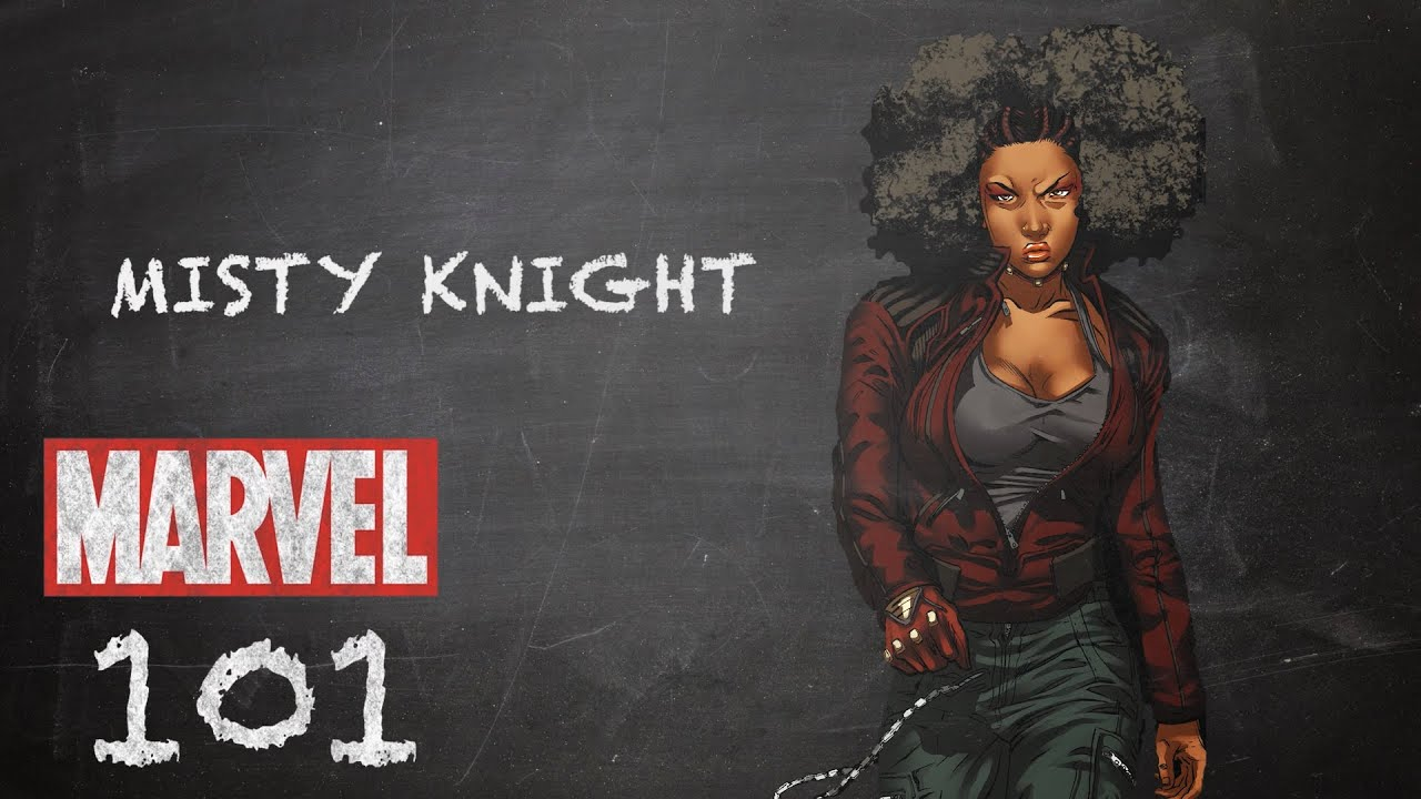 Misty Knight Did Not Come To Play In The New 'Defenders' Trailer