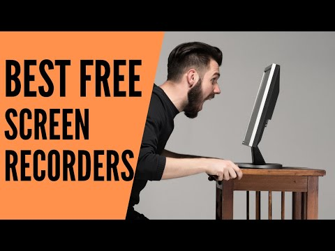 5 Best FREE Screen Recorders - Record Your PC Screen For FREE!