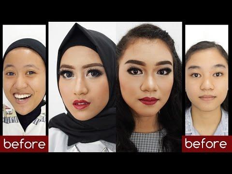 tutorial-makeup-natural-untuk-pesta-/-photoshoot-dengan-sentuhan-lipstick-merah