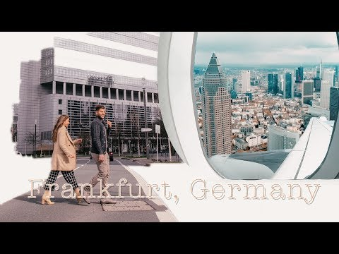 WEEKEND IN FRANKFURT, GERMANY (VLOG ITA) | Through My Camera Productions