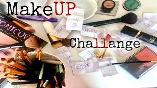 ГРИМ ПРЕДИЗВИКАТЕЛСТВО С Asya Eneva/Makeup challenge/Erika Doumbova/Ерика Думбова