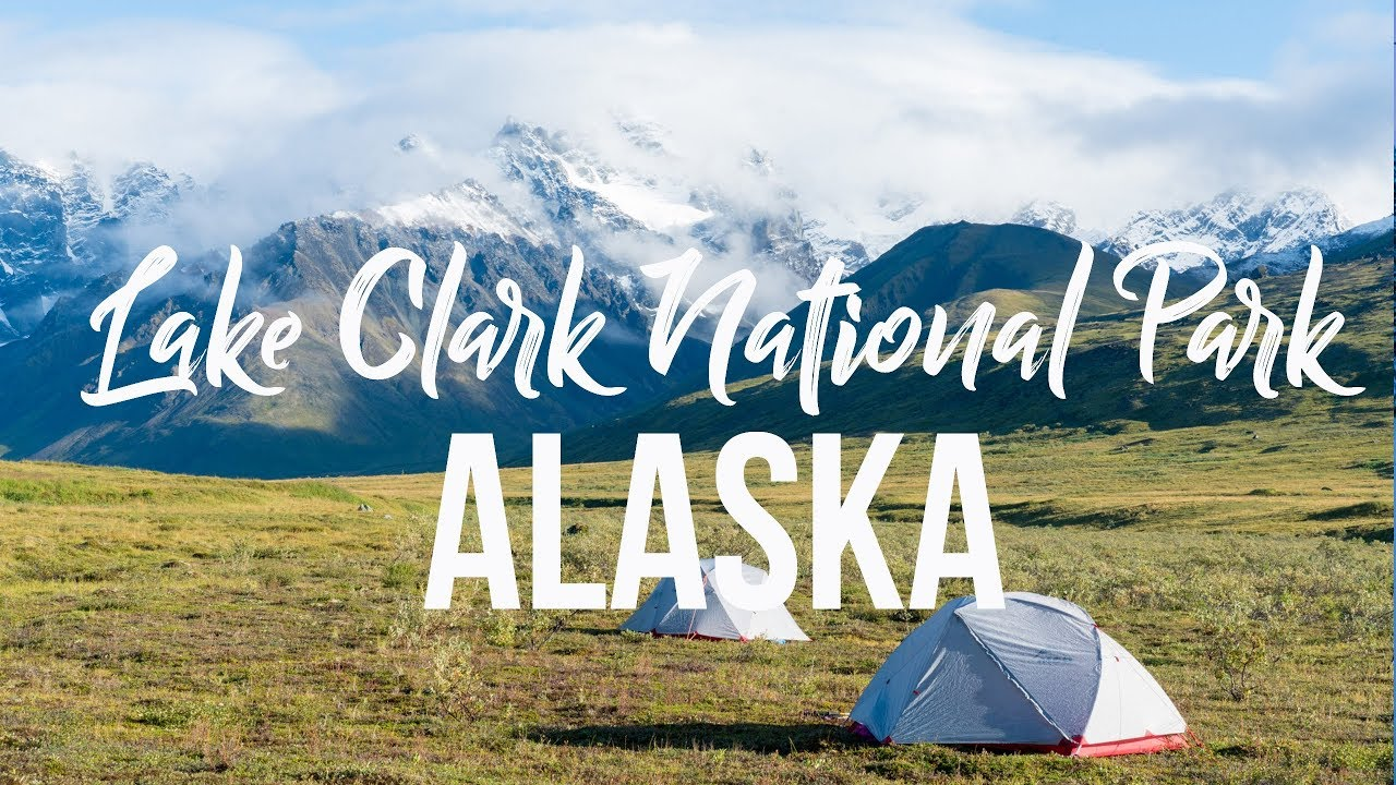 10-Days Backpacking in Alaska's Lake Clark National Park