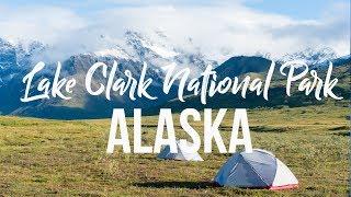 10-Days Backpacking in Alaska's Lake Clark National Park