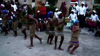 Echu Alabbony - Babalu Aye en la Calle de Juanelo (La Habana)