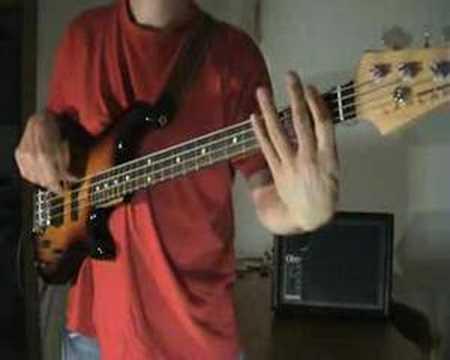 Stevie Wonder - Signed, Sealed, Delivered - Bass Cover