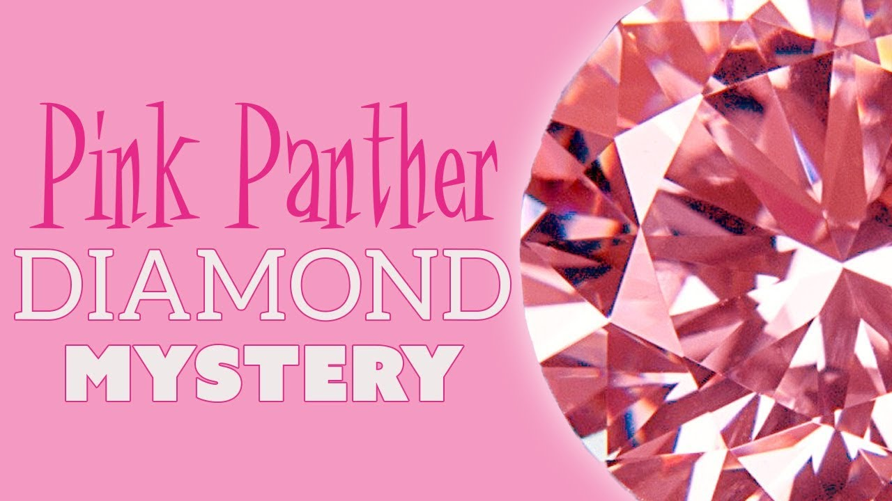 Pink Panther Diamond