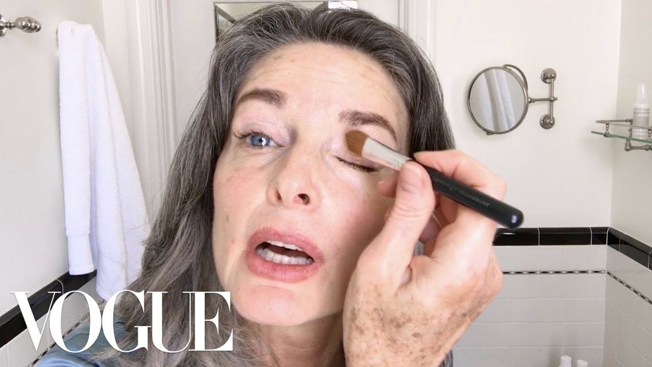 Download Watch This 1980s Supermodel's Spectacular Age-Defying Beauty Routine | Beauty Secrets | Vogue