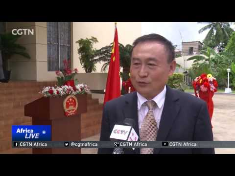 Chinese Embassy re-inaugurated in São Tomé and Príncipe