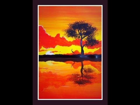 Африка рисунок