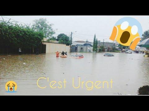 CÔTE D'IVOIRE-INONDATAION MEURTRIÈRE(NUIT DU 18 AU 19 JUIN 2018)