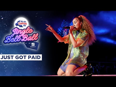 Sigala Ft. Ella Eyre - Just Got Paid (Live At Capital's Jingle Bell Ball 2019) | Capital