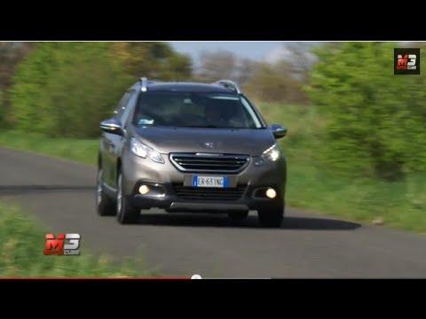 Peugeot 2008 1 2 Vti 82 Cv Allure 2014 Test Drive Youtube