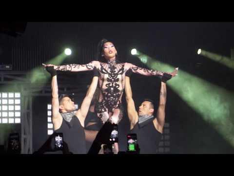 #LaChinaMasLatina Tour 2018 | Santiago, Chile | Gia Gunn