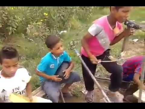 احسن اغنية شعبية في العالم اطفال المغرب مبدعين thumbnail