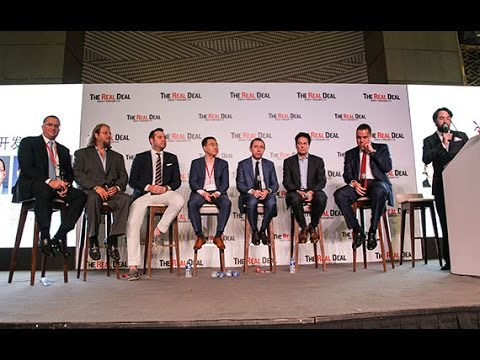 Opportunities for development | TRD Shanghai Showcase and Forum panel