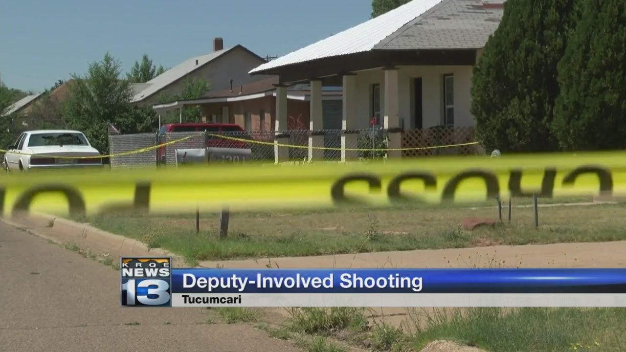 Tucumcari shooting
