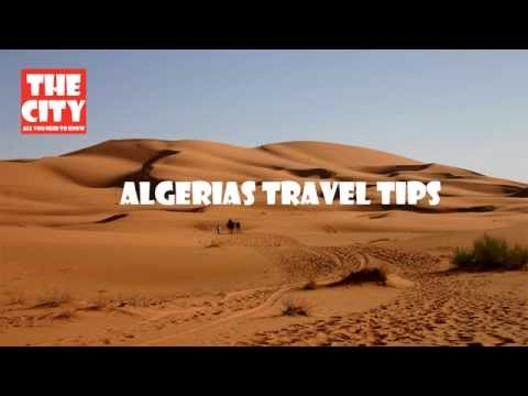 ALGERIAS Travel Tips