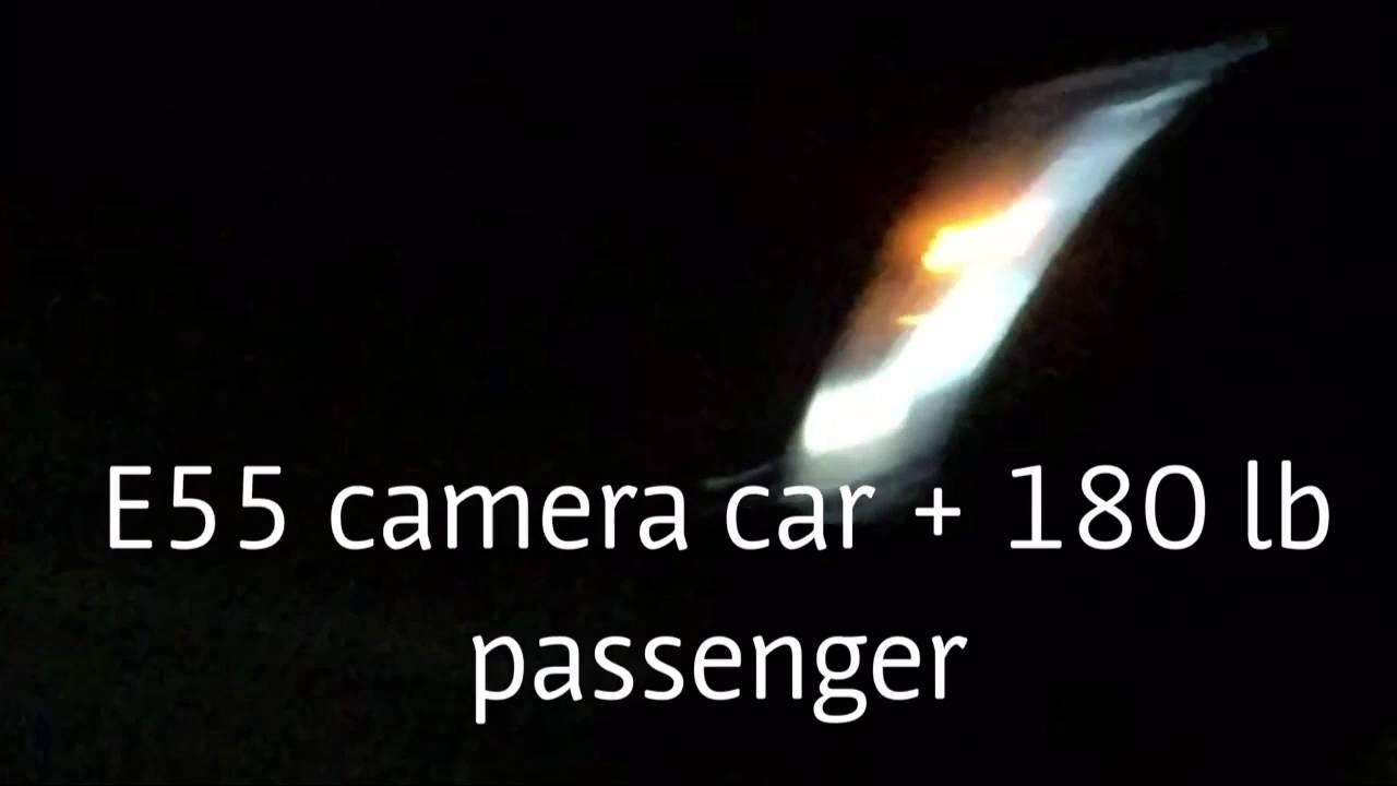 Sweet OMG! E55 AMG Mercedes vs  MY h/c Camaro - LS1TECH