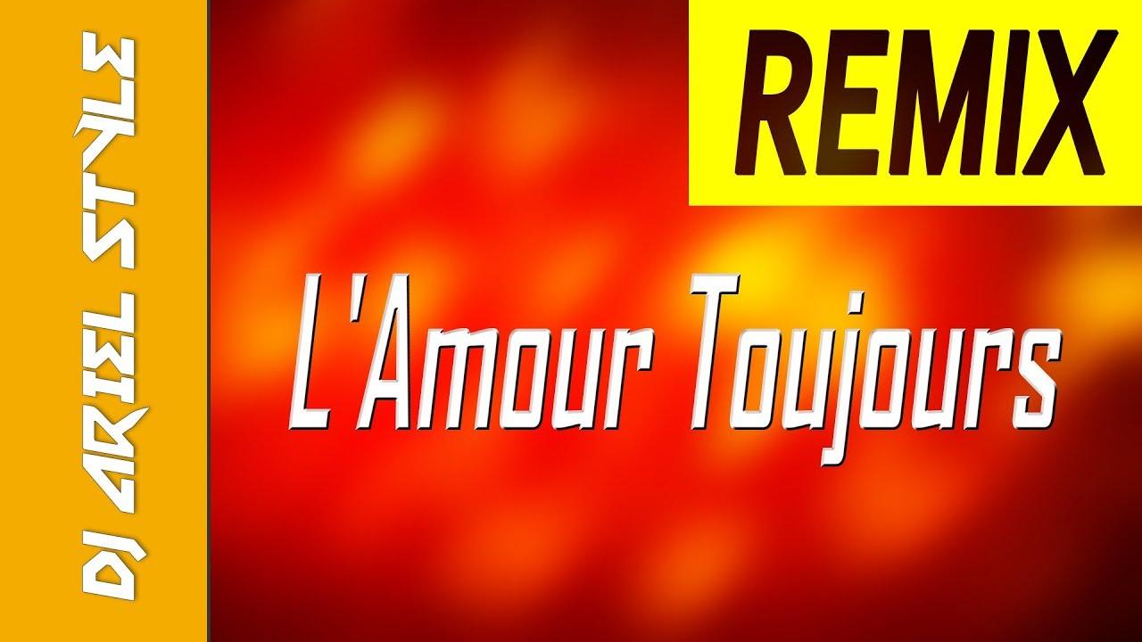 L Amour Toujours Remix Versión Cumbia