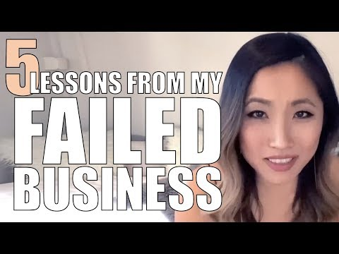 WHY MY BUSINESS FAILED (from garage business to $30m) - The Showpo Story by Jane Lu (Part 1)
